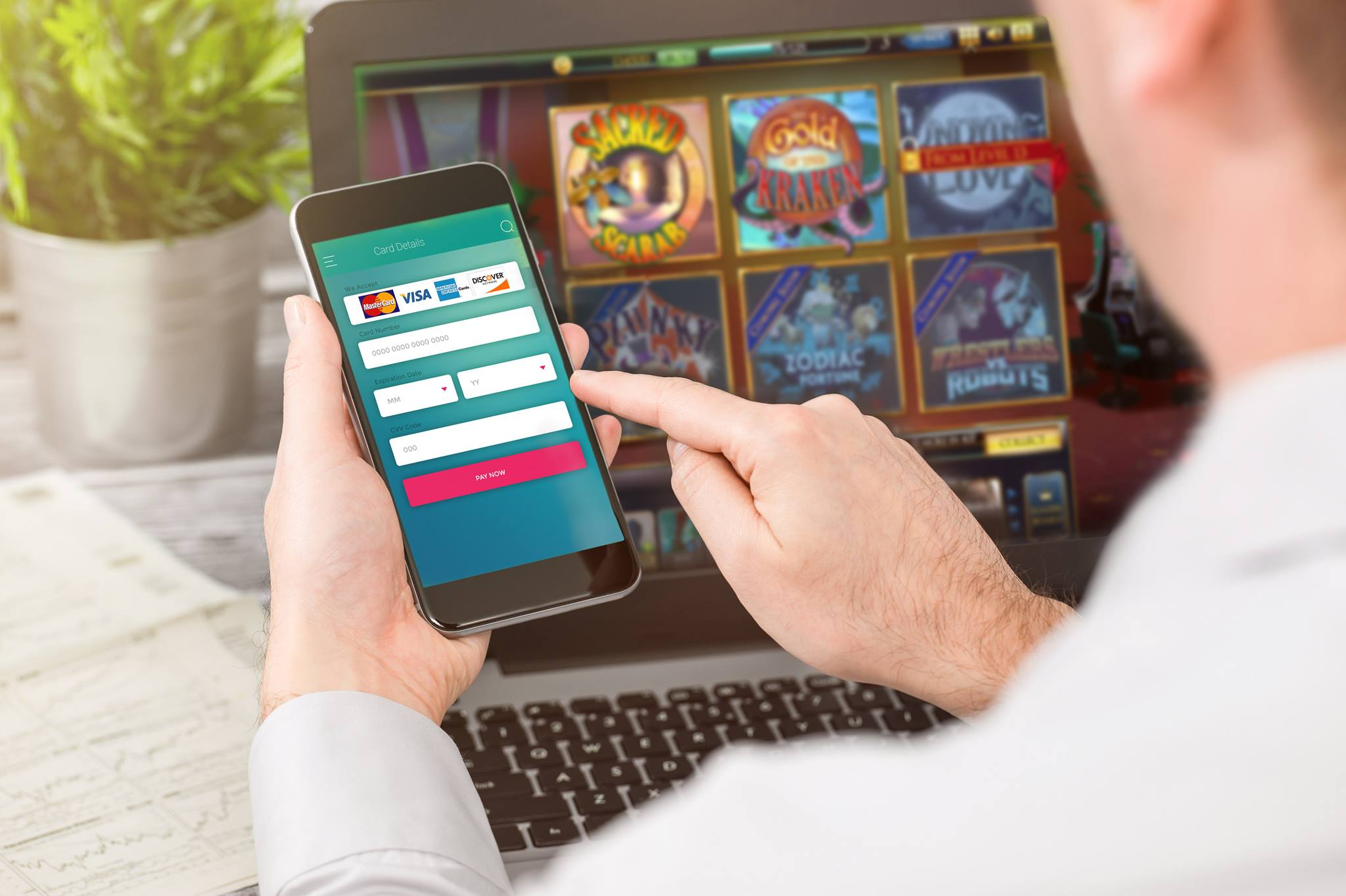 Gambling Online Opportunities