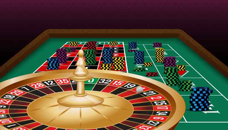 What Are The Different Types Of Bets In Roulette Game?