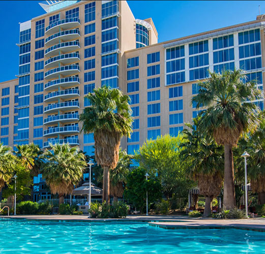 BOOKING A HOTEL ROOM AT AGUA CALIENTE