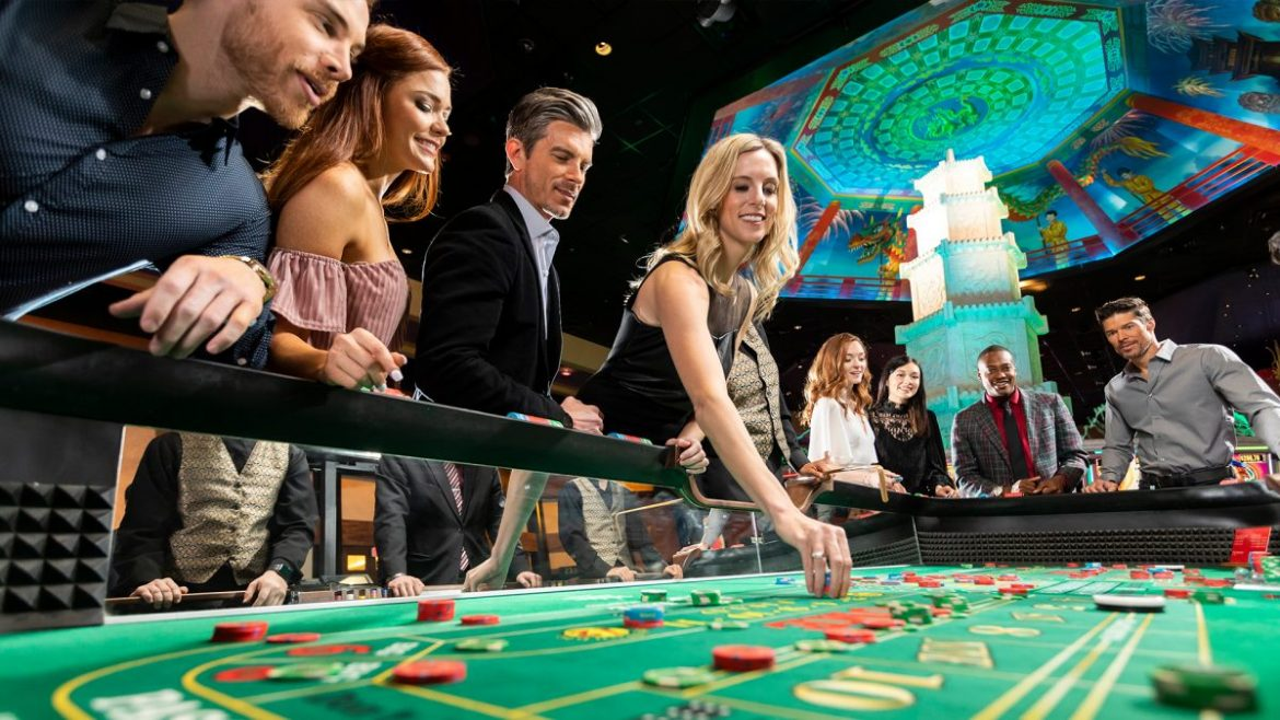 Casino Games Now Possible 24/7 Online