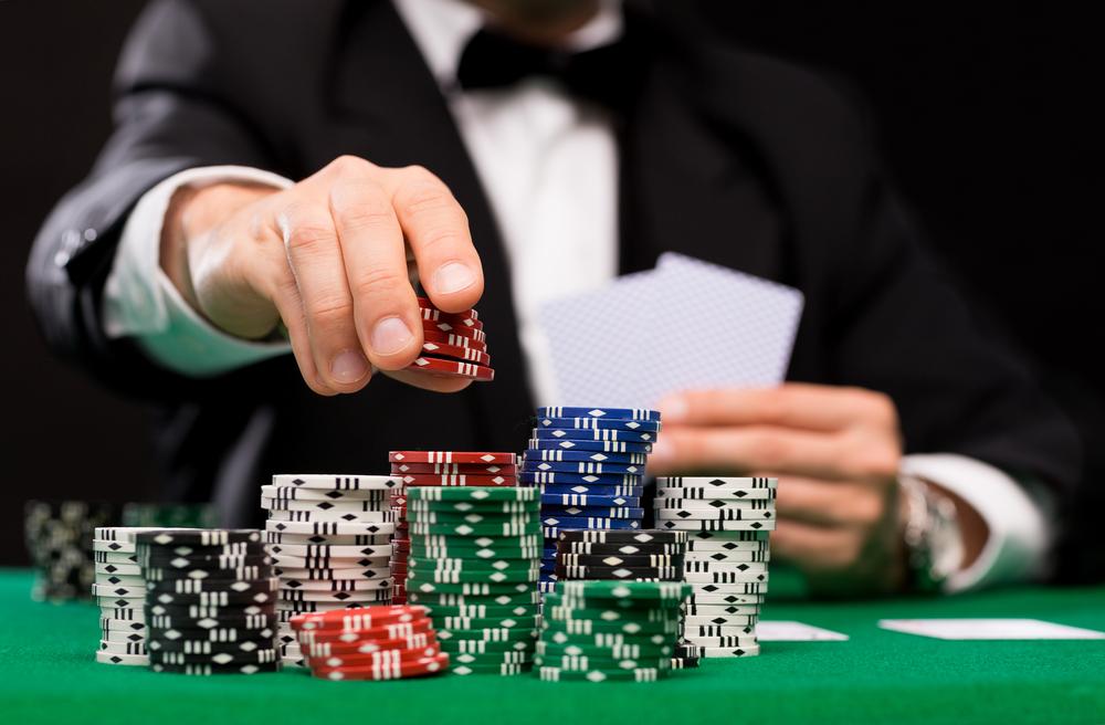 Playing any casino erreichbar games